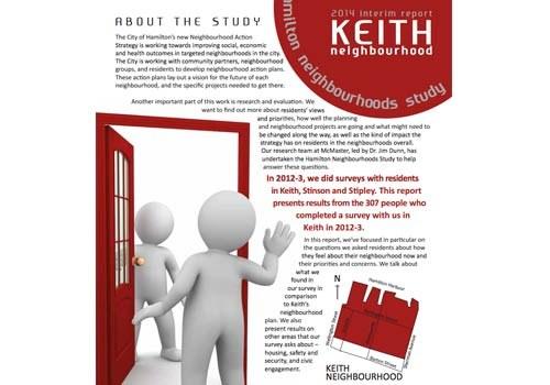 2014 Interim Report: Keith Neighbourhood